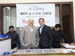 Olwa Wrist & Elbow Course